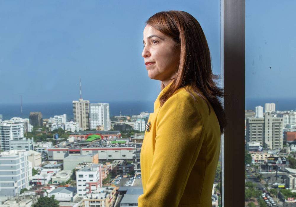 INICIA IS A FIRM THAT INVESTS IN DISTINCTIVE TALENT - Anyarlene Berges